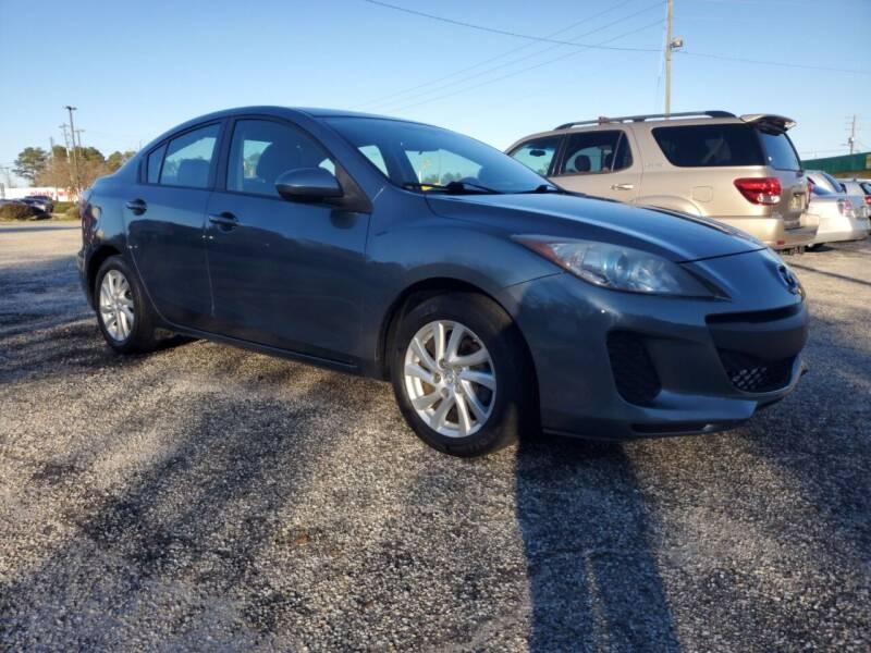 2012 Mazda MAZDA3 for sale at Ron's Used Cars in Sumter SC