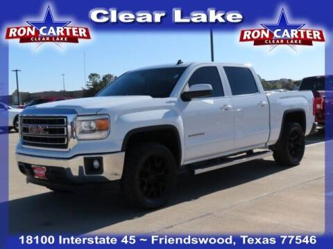 2014 GMC Sierra 1500 for sale at Ron Carter  Clear Lake Used Cars in Houston TX