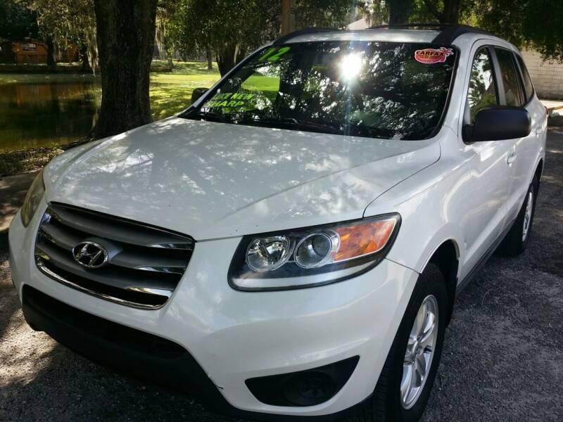 2012 Hyundai Santa Fe for sale at The Auto Adoption Center in Tampa FL