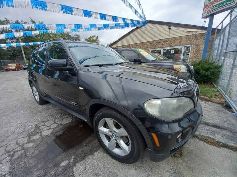 2009 BMW X5 for sale at One Stop Auto Sales in Midlothian IL