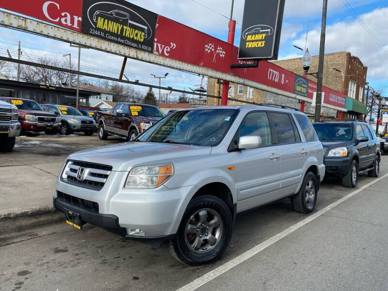 2007 Honda Pilot for sale at Manny Trucks in Chicago IL