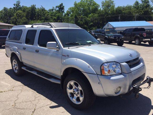 2001 Nissan Frontier for sale at NATHAN'S AUTOMOTIVE INC in Noble OK