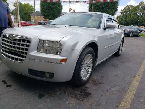 2009 Chrysler 300 for sale at Right Place Auto Sales in Indianapolis IN