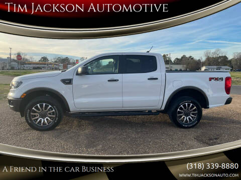 2019 Ford Ranger for sale at Tim Jackson Automotive in Jonesville LA