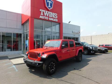 2020 Jeep Gladiator for sale at Twins Auto Sales Inc in Detroit MI
