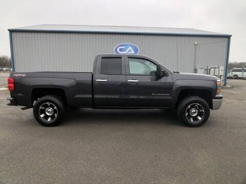 2015 Chevrolet Silverado 1500 for sale at City Auto in Murfreesboro TN