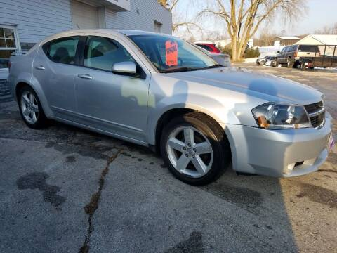 2008 Dodge Avenger for sale at MISHICOT AUTO SALES LLC in Mishicot WI