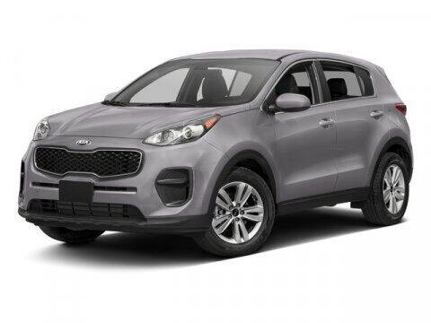 2017 Kia Sportage for sale at J T Auto Group in Sanford NC