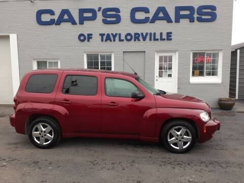 2008 Chevrolet HHR for sale at Caps Cars Of Taylorville in Taylorville IL