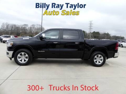 2019 RAM Ram Pickup 1500 for sale at Billy Ray Taylor Auto Sales in Cullman AL