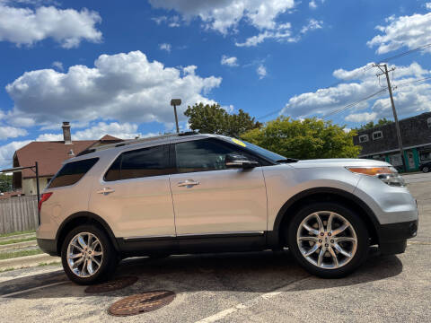 2015 Ford Explorer for sale at Magana Auto Sales Inc in Aurora IL