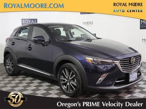 2016 Mazda CX-3 for sale at Royal Moore Custom Finance in Hillsboro OR