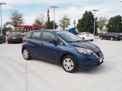 2019 Nissan Versa Note for sale at SIMOTES MOTORS in Minooka IL