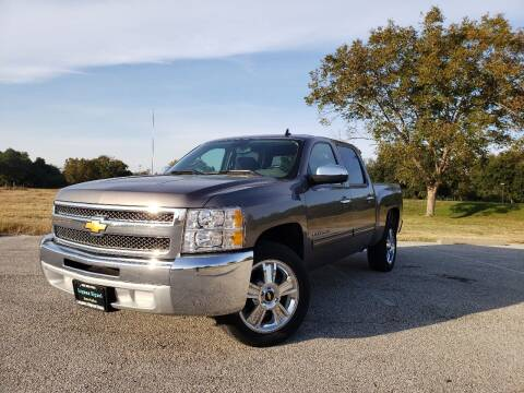 2013 Chevrolet Silverado 1500 for sale at Laguna Niguel in Rosenberg TX