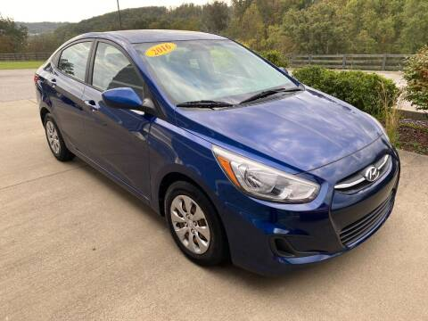 2016 Hyundai Accent for sale at Car City Automotive in Louisa KY
