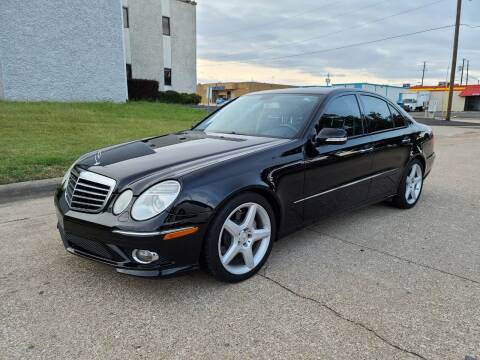 2009 Mercedes-Benz E-Class for sale at DFW Autohaus in Dallas TX