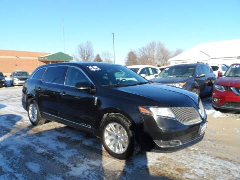2015 Lincoln MKT Town Car for sale at America Auto Inc in South Sioux City NE