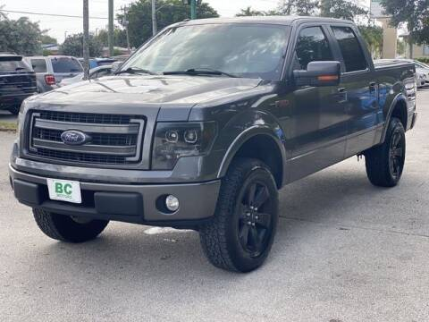 2013 Ford F-150 for sale at BC Motors in West Palm Beach FL