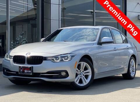 2016 BMW 3 Series for sale at Carmel Motors in Indianapolis IN
