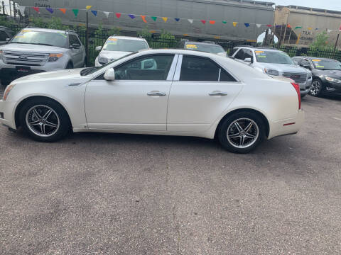 2009 Cadillac CTS for sale at Los Arreglados Auto Sales in Worthington MN