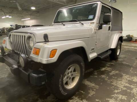 2005 Jeep Wrangler for sale at Paley Auto Group in Columbus OH