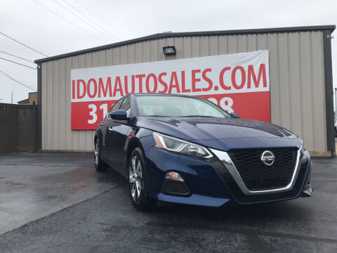 2020 Nissan Altima for sale at Auto Group South - Idom Auto Sales in Monroe LA