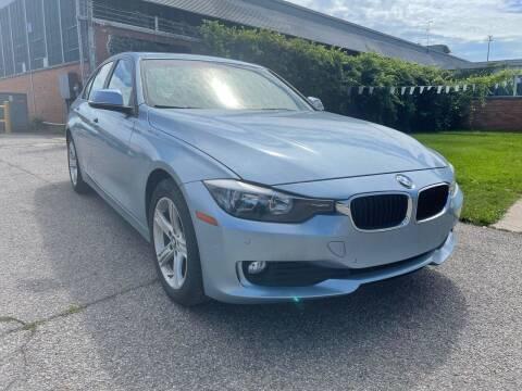 2014 BMW 3 Series for sale at MEGA MOTORS GROUP in Redford MI