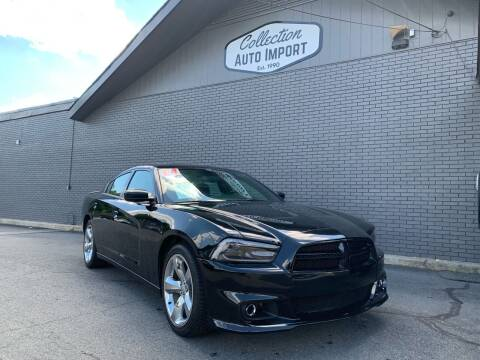 2014 Dodge Charger for sale at Collection Auto Import in Charlotte NC