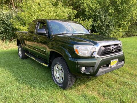 2013 Toyota Tacoma for sale at M & M Motors in West Allis WI
