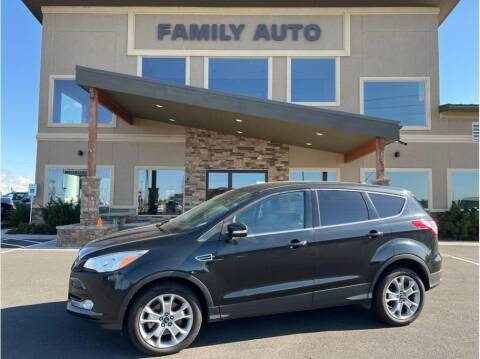 2013 Ford Escape for sale at Moses Lake Family Auto Center in Moses Lake WA