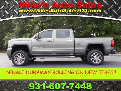 2017 GMC Sierra 2500HD for sale at Mike's Auto Sales in Shelbyville TN