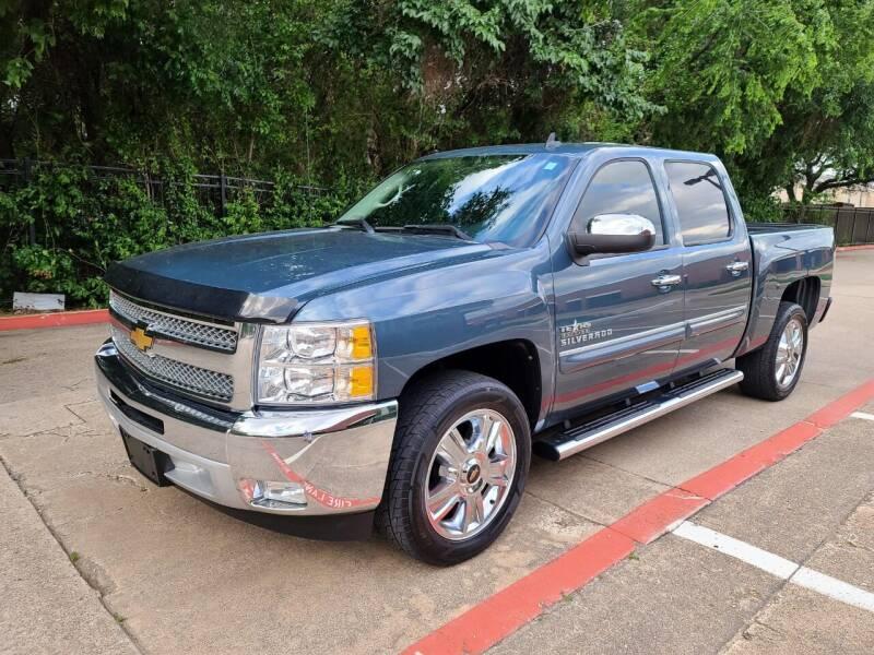 2012 Chevrolet Silverado 1500 for sale at DFW Autohaus in Dallas TX