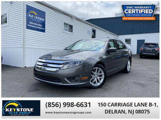 2012 Ford Fusion for sale in Delran, NJ