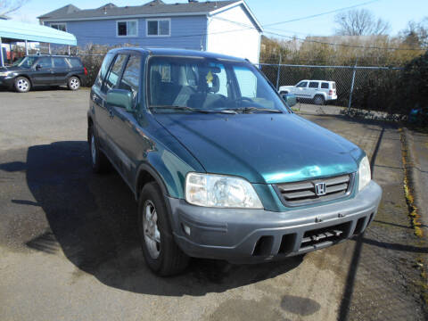 2000 Honda CR-V for sale at Family Auto Network in Portland OR