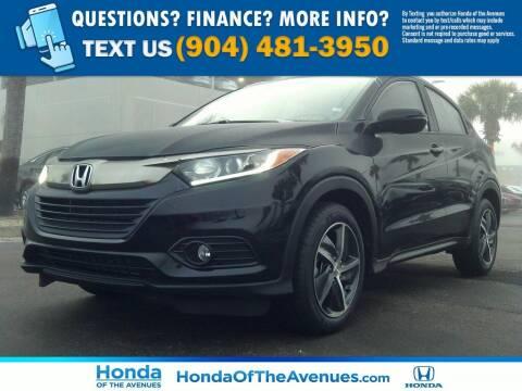 2022 Honda HR-V for sale at Honda of The Avenues in Jacksonville FL