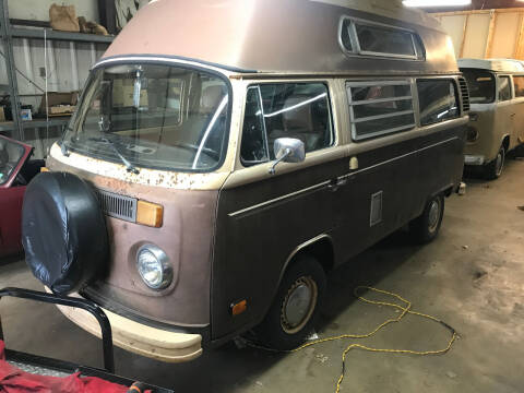 1979 Volkswagen Bus for sale at Finish Line Motors in Tulsa OK
