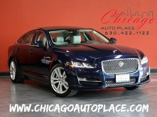 2016 Jaguar XJL for sale at Chicago Auto Place in Bensenville IL
