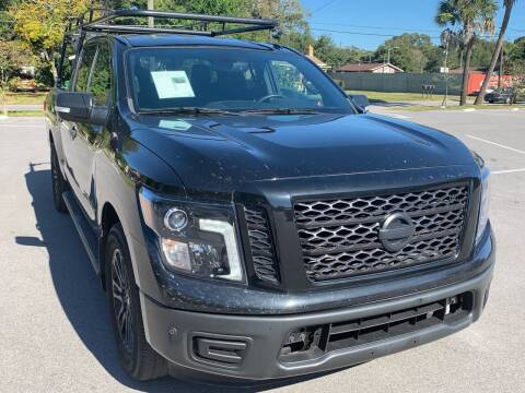 2018 Nissan Titan for sale at Consumer Auto Credit in Tampa FL