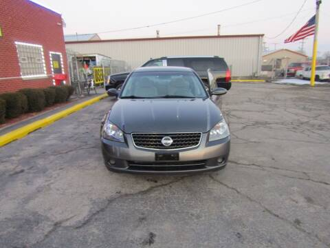 2006 Nissan Altima for sale at X Way Auto Sales Inc in Gary IN