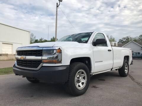 2018 Chevrolet Silverado 1500 for sale at Empire Auto Remarketing in Shawnee OK