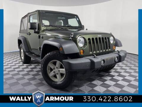 2007 Jeep Wrangler for sale at Wally Armour Chrysler Dodge Jeep Ram in Alliance OH