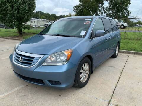 2010 Honda Odyssey for sale at Diana Rico LLC in Dalton GA