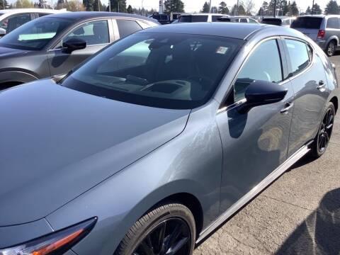 2020 Mazda Mazda3 Hatchback for sale at Royal Moore Custom Finance in Hillsboro OR