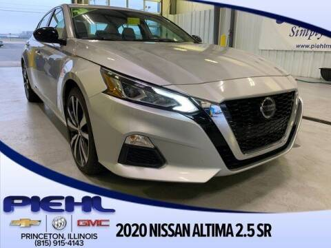2020 Nissan Altima for sale at Piehl Motors - PIEHL Chevrolet Buick Cadillac in Princeton IL
