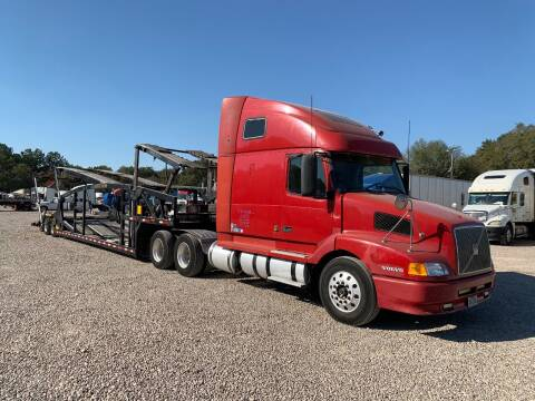 2000 Volvo VNL for sale at Diesel Of Houston in Houston TX