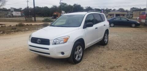 2008 Toyota RAV4 for sale at STX Auto Group in San Antonio TX