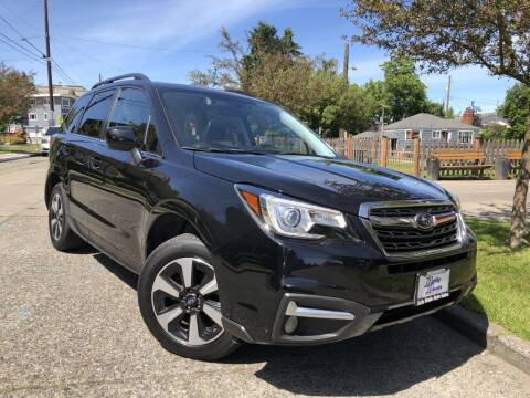 2017 Subaru Forester for sale at DAILY DEALS AUTO SALES in Seattle WA