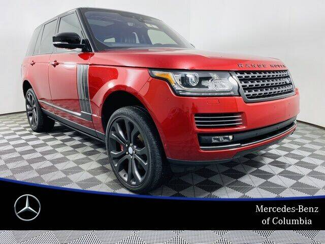 2017 Land Rover Range Rover for sale at Preowned of Columbia in Columbia MO
