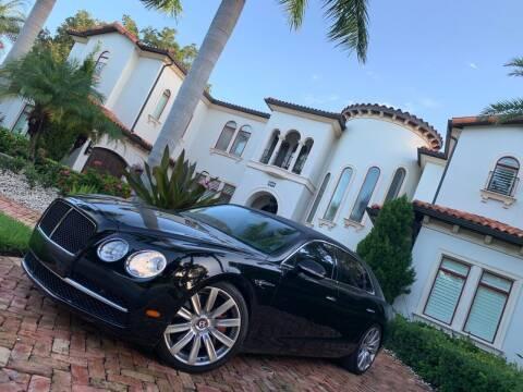2014 Bentley Flying Spur for sale at Mirabella Motors in Tampa FL