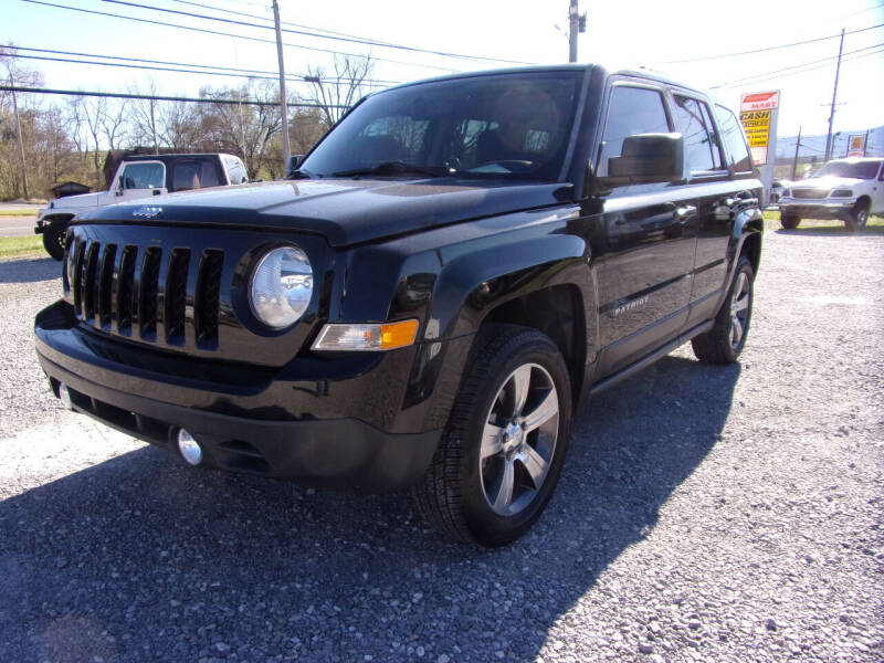 2016 Jeep Patriot for sale at RAY'S AUTO SALES INC in Jacksboro TN